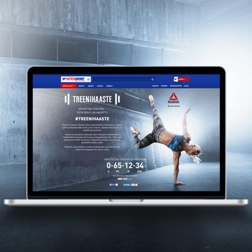 Intersport Treenihaaste - Heku-ryhmä 1af527ed96